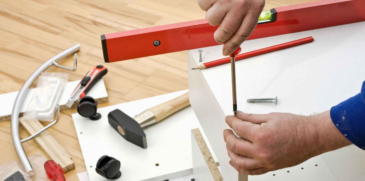 Как сделать ремонт мебели